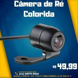 Câmera De Ré Borboleta Universal Colorida