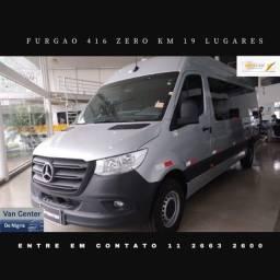 Mercedes-Benz Sprinter Furgão 416 zero km Marticar