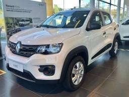 Renault Kwid Zen 1.0 2022 com primeira parcela para Dezembro.