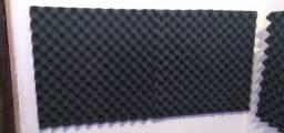 10x placas espuma acustica 50cmx50cm