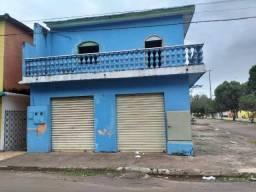 Vendo casa com 2 pontos comerciais em Itacoatiara 300.000