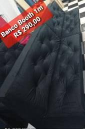 BANCO BOOTH