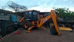 Retro Escavadeira 4x4 2012