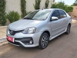 Etios Sedan Platinum 1.5 - Automático -Revisado - 2018