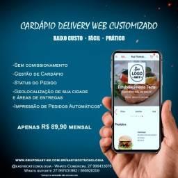vendas cardapio digital