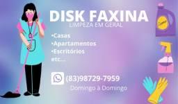 Disk Faxina e Serviços em Gerais