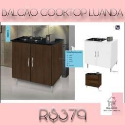 BALCÃO BALCÃO P/COOKTOP LUANDA (BALCÃO P/COOKTOP)