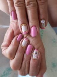 Manicure à domicílio