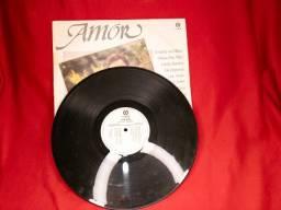 Silvio Cesar Amor, Disco de Vinil - LP