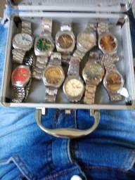 relógios p coleção varios