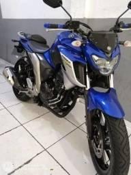 Yamaha Fazer 250cc 2019