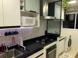 Apartamento de 2 quartos, sendo 1 suíte - Residencial Rivieira di France