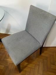 Conjunto 4 cadeiras Etna