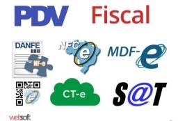 sistema fiscal SAT Cte MDF-e NFC-e Danfe