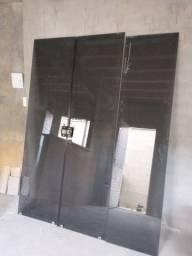 Vendo porta blindex fumê (2,10x1,10) 8mm