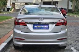 MilaVeiculos Hyundai HB20S Sedan 2016 Confort Plus Único Dono