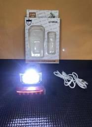 Kit lanterna para bike, recarregável, Novos, Entregamos