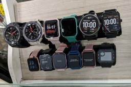 Smartwatch vários modelos Xiaomi lacrado Entrego Aparti de 149,00