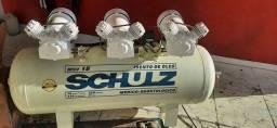 Compressor isento oleo