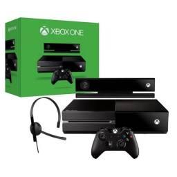 Xbox One c/Kinect - Novo (Lacrado)