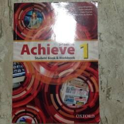 Livro de inglês - Achieve 1