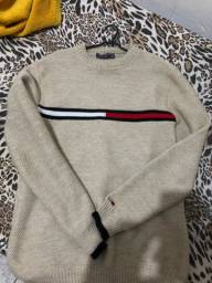 Blusa de frio suéter
