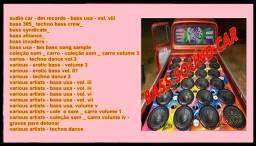 Coleção bass- sound car - raridade nos 90