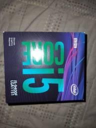 Processador I5 9400f
