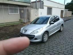 Peugeot sedã 207 2009 2010