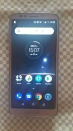 Título do anúncio: Celular Motorola moto g5 play