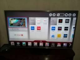 Torro smart tv LG 47' com wifi integrado e demais aplicativos