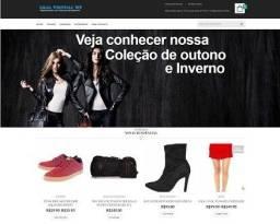 Loja Virtual Completa de Calçados e Confecções ,Confira!