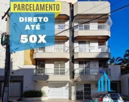 Apartamento com área lateral de 3 quartos a venda, 110m² por R$350.000 - Praia do Morro