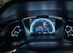 Honda civic exl 2.0 16V automatico  2020