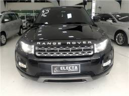 Land rover Range rover evoque 2012 2.0 prestige 4wd 16v gasolina 4p automático