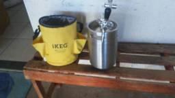 Mini Ikeg barril 5L