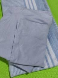 Lençol + cobertor infantil
