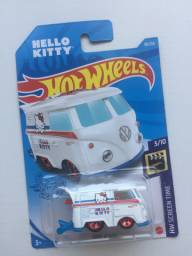 Hot Wheels kool kombi hello kitt