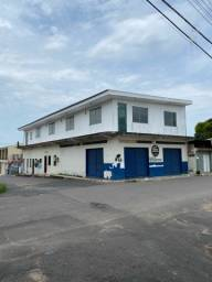 Vende-se prédio residencial e comercial