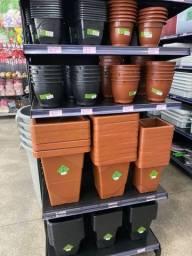 Vaso para planta novo aparti de 4 reais a unidade 1 litro