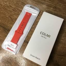 Smartwatch P8 plus colmi + pulseira de brinde
