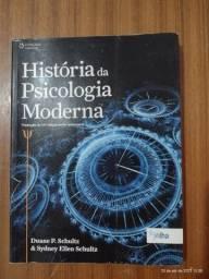 História da Psicologia Moderna - Duane P.Schultz E Sydney Ellen Schultz