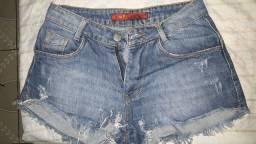 Short Miller/ Vestido