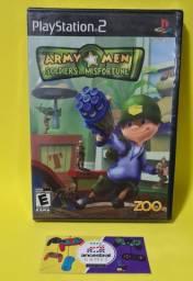 Army Men - Soldiers Of Misfortune (Lacrado) PS2