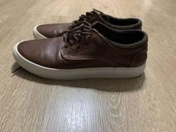 Sapato de couro moderno, original da marca Mr. Cat