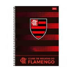 Caderno Flamengo Universitário - 96 fls