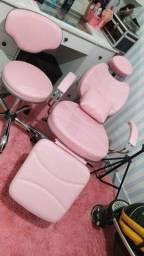 Cadeira+ mosho+Lombar