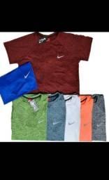 camisa dryfit reflexiva