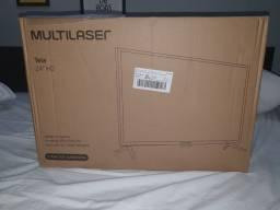 Tv/Monitor Multilaser 24 polegadas hd