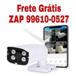 Câmera IP para uso Externo Ou Interno, A Prova Dágua